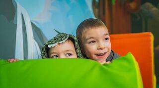 Tahko on lapsiperheille sopiva lapsiystävällinen kohde