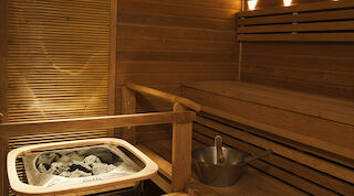 Sauna - Break Sokos Hotel Tahko Tahkovuori