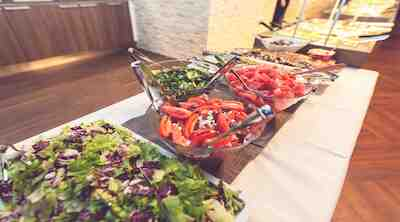 Break Sokos Hotel Tahko; Ski-buffet lounas