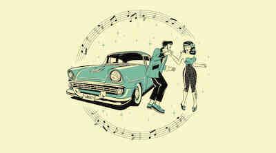 Ohjelmallinen pikkujoulu Break Sokos Hotel Tahkolla: Elvis Show