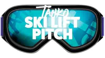 Tahko Ski lift pitch i Tahko