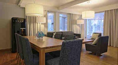 Break Sokos Hotel Tahkon Suite; mukavasti tilaa