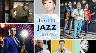 Original Sokos Hotel Koljonvirta Iisalmi Jazz Festival