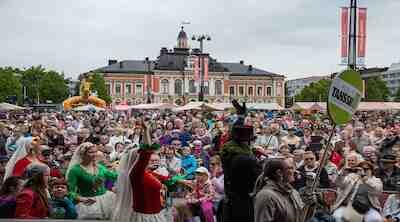 Kuopio Dancefestival 12.-18.6.2019