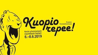 Kuopion Komediafestivaali 6.-8.6.2019