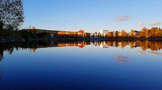 Syksy Kuopiossa