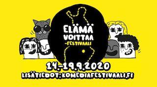 Elämä voittaa- festivaali 15.-19.9.2020