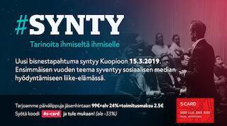 #synty Kuopio, Original Sokos Hotel Puijonsarvi