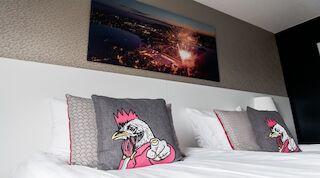 Original Sokos Hotel Puijonsarven Kuopio RockCock-huone