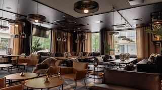 Our Lobby - Original Sokos Hotel Puijonsarvi Kuopio Finland