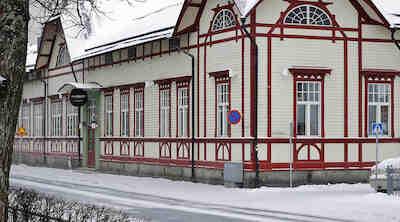 Seurahuoneesta tuli Kuopion Kaupunginhotelli vuonna 1951.