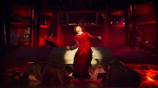 Anna Karenina, teatteri, Joensuu, Sokos Hotels
