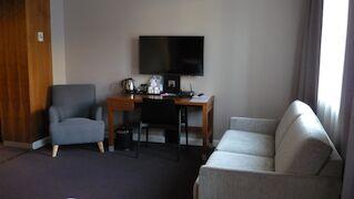 Huhtikuun tarjous uusittuihn huoneisiin Vaakunassa Joensuussa