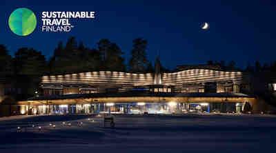 Break Sokos Hotel Bomba Bomba Nurmes Kestävä matkailu Sustainable Travel STF