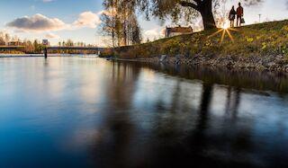 Joensuu, Itä-Suomi, Pohjois-Karjala, Pielisjoki