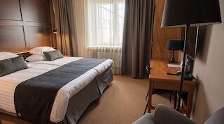 Standard Queen номер Original Sokos Hotel Vaakuna Йоэнсуу Финляндия