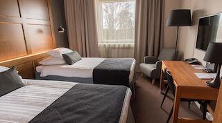 Standard Twin room Original Sokos Hotel Vaakuna Joensuu Finland