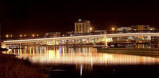 Joensuu - Ylisoutajan silta