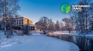 Original Sokos Hotel Kimmel Joensuu, Hotelli, Majoitus, Kestävä matkailu, STF, Sustainable Travel Finland