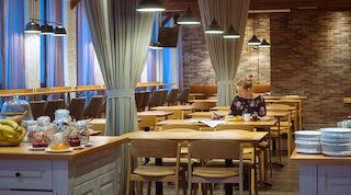 Original Sokos Hotel Vaakuna, Joensuu, Majoitus, aamiainen, hotelli