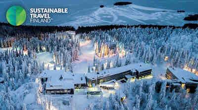 Break Sokos Hotel Koli, Koli, Matkailu, Majoitus, Hotelli, Kestävä matkailu, STF, Sustainable Travel Finland