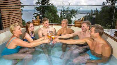 Koli Relax Spa- Break Sokos Hotel Koli