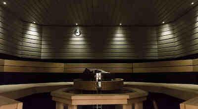 Original Sokos Hotel Porin Vaakunan saunatilat ovat uudistuneet!