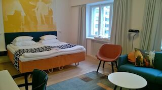 Original Sokos Hotel Vaakuna Pori uudistuu