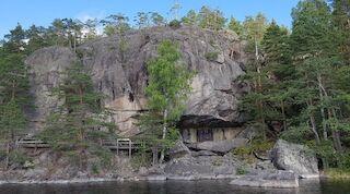 Opastetut retket, Original Sokos Hotel Vaakuna, Mikkeli, Kallioniemi, Astuvansalmi, kalliomaalaukset