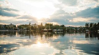Mikkelin satama, kuva: Pihla Liukkonen/Kontrastia, mikkeli, satama, kontrastia, majoitus, hotelli, vaakuna