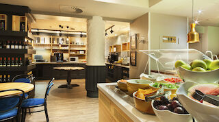 Aamiainen Original Sokos Hotel Seurahuone Savonlinna