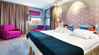 hotel, double room, hotel room, accommodation, superior room