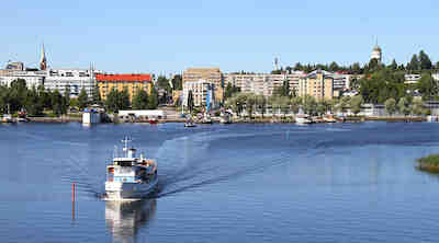 Lake Saimaa, Mikkeli