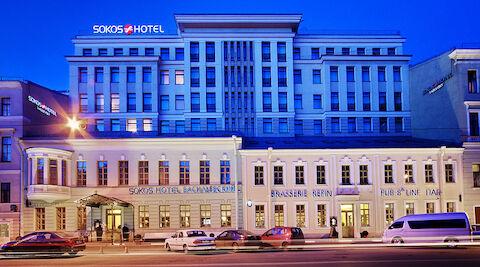 sokos hotel vasilievsky