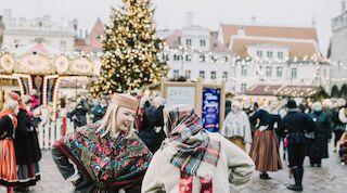 Pikkujoulut Tallinna Sokos Hotels