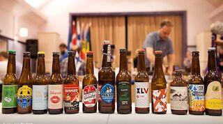 Anniversary beer Viru XLV in contest heat!