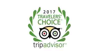 Viron TOP 5 hotelli Tripadvisor travellers choise 2017 Estoria Tallinn