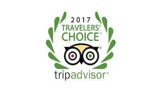 Viron TOP 5 hotelli Tripadvisor travellers choise 2017 Estoria Tallinn