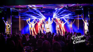 Cabaret Nights in Show & Dinner restaurant Merineitsi