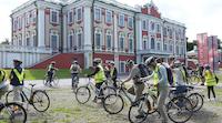 На велосипеде – в Кадриорг, Пирита и Теллискиви