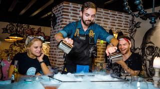 Restaurant Amarillo- Original Sokos Hotel Viru, Tallinn