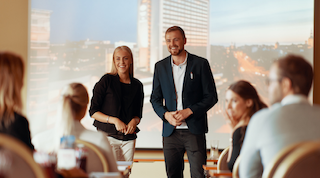Rhe biggest hotel conference centre in Tallinn