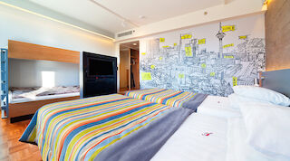 All rooms freshly renovated Viru Tallinn vacation hotel in Tallinn