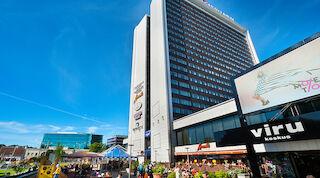 Hotell Viru ostukeskuses