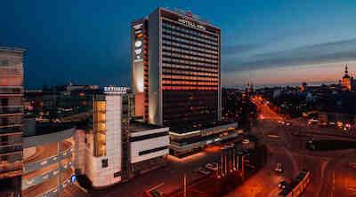 Газета the Telegraph включила Viru в пятерку лучших отелей Эстонии