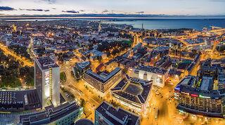 Ennätysluvuilla Virun merkkivuoteen Viru 45 45-vuotispäivä Tallinna matkailu Viro legendaarinen hotelli