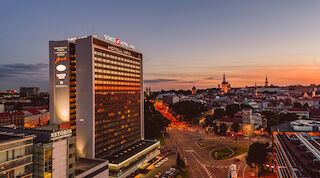 tallinnan vanhakaupunki Viru hotelli Tallinnan