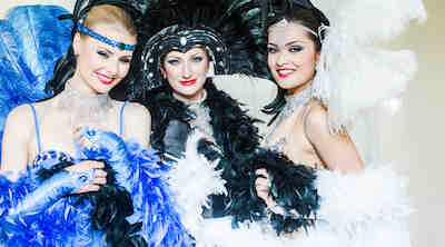 Enjoy a luxurious evening of cabaret in Estonia