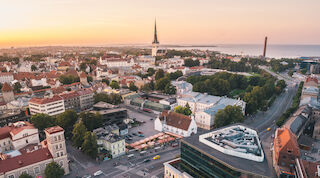 KGB is waiting for you in the secret rooftop bar in Tallinn