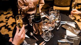 Ravintola Merineitsi Uudenvuodenjuhla Tallinnassa Sokos Viru